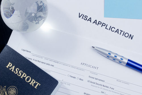 Belgium Visa Application From