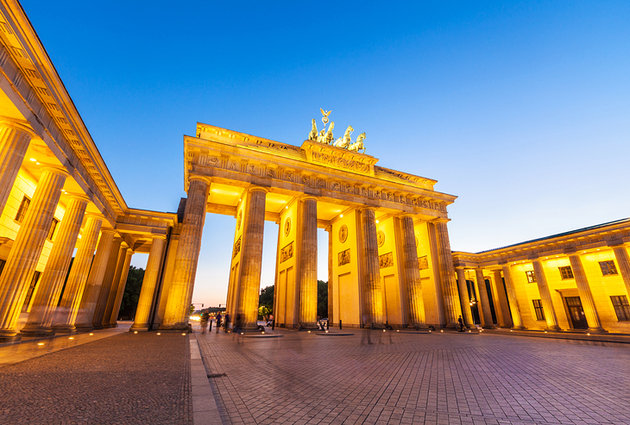 Famous Tourist Spots In Germany